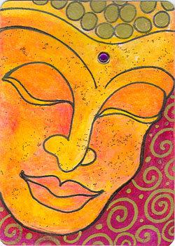 Silent Buddha