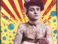 Tattooed Lady Vintage